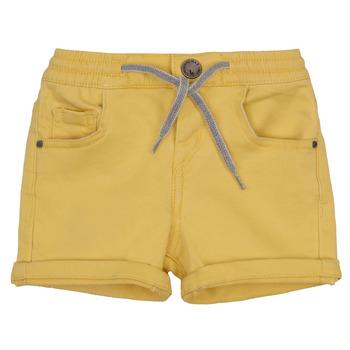Odjeća Dječak  Bermude i kratke hlače Ikks XAVIER Žuta