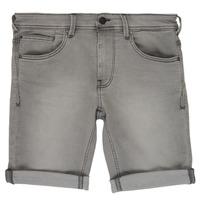 Odjeća Dječak  Bermude i kratke hlače Teddy Smith SCOTTY 3 Siva