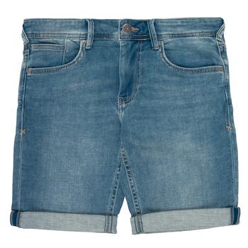 Odjeća Dječak  Bermude i kratke hlače Teddy Smith SCOTTY 3 Blue