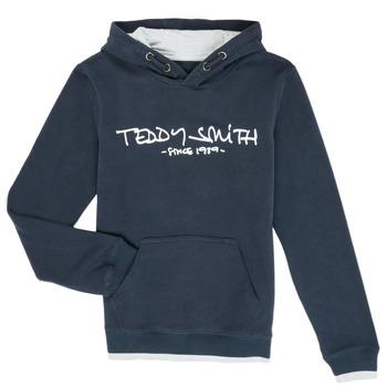 Odjeća Dječak  Sportske majice Teddy Smith SICLASS Blue