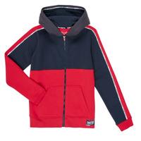 Odjeća Dječak  Sportske majice Teddy Smith AMY Red