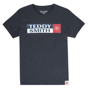 Odjeća Dječak  Majice kratkih rukava Teddy Smith TOZO Blue
