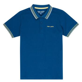 Odjeća Dječak  Polo majice kratkih rukava Teddy Smith PASY Blue
