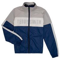 Odjeća Dječak  Kratke jakne Teddy Smith HERMAN Siva