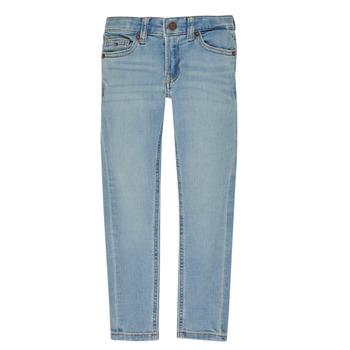 Odjeća Dječak  Slim traperice Tommy Hilfiger SIMON Blue