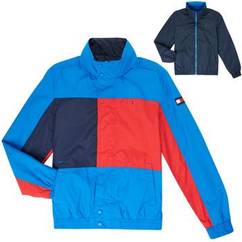 Odjeća Dječak  Kratke jakne Tommy Hilfiger MARION Blue