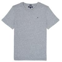 Odjeća Dječak  Majice kratkih rukava Tommy Hilfiger KB0KB04140 Siva