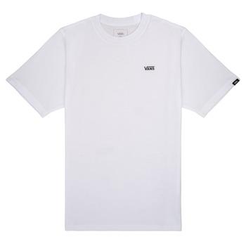Odjeća Dječak  Majice kratkih rukava Vans BY LEFT CHEST Bijela