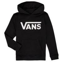 Odjeća Djeca Sportske majice Vans BY VANS CLASSIC HOODIE Crna