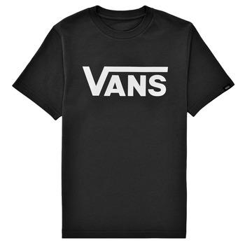 Odjeća Djeca Majice kratkih rukava Vans BY VANS CLASSIC Crna