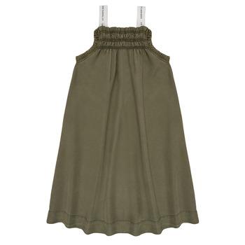 Odjeća Djevojčica Kratke haljine Le Temps des Cerises BIJA Kaki
