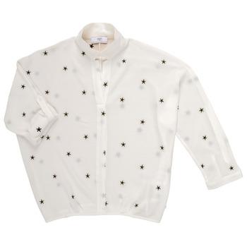 Odjeća Djevojčica Topovi i bluze Le Temps des Cerises STRELLA Bijela