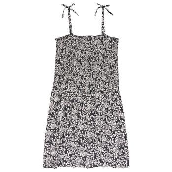 Odjeća Djevojčica Kratke haljine Le Temps des Cerises PUNTA Crna / Bijela