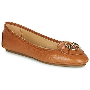Obuća Žene  Balerinke i Mary Jane cipele MICHAEL Michael Kors LILLIE Boja konjaka