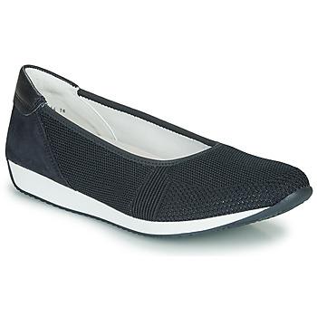 Obuća Žene  Balerinke i Mary Jane cipele Ara PORTO-FUSION Blue
