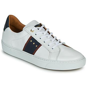 Obuća Muškarci  Niske tenisice Pantofola d'Oro ZELO UOMO LOW Bijela