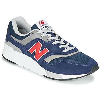 Obuća Niske tenisice New Balance 997 Blue / Red