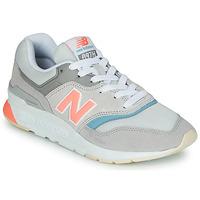 Obuća Žene  Niske tenisice New Balance 997 Siva / Blue / Ružičasta