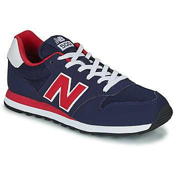 Obuća Muškarci  Niske tenisice New Balance 500 Blue / Red