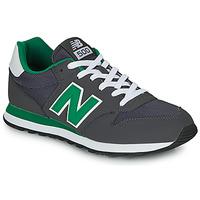 Obuća Muškarci  Niske tenisice New Balance 500 Siva / Zelena