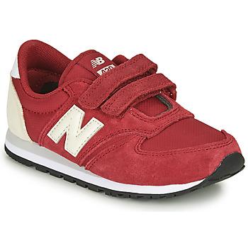 Obuća Djeca Niske tenisice New Balance 420 Red