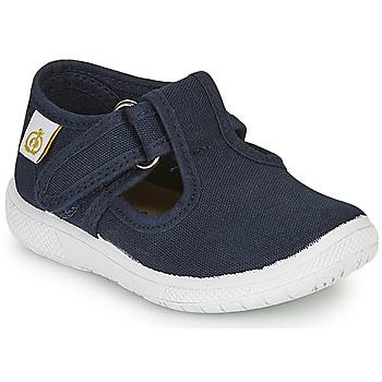 Obuća Djeca Balerinke i Mary Jane cipele Citrouille et Compagnie MATITO Blue