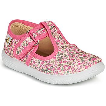 Obuća Djevojčica Balerinke i Mary Jane cipele Citrouille et Compagnie MATITO Ružičasta / Multicolour
