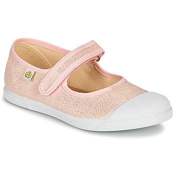 Obuća Djevojčica Balerinke i Mary Jane cipele Citrouille et Compagnie APSUT Ružičasta