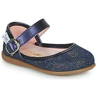 Obuća Djevojčica Balerinke i Mary Jane cipele Citrouille et Compagnie JARITO Blue