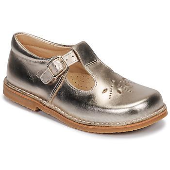 Obuća Djevojčica Balerinke i Mary Jane cipele Citrouille et Compagnie MIDINETTE Gold