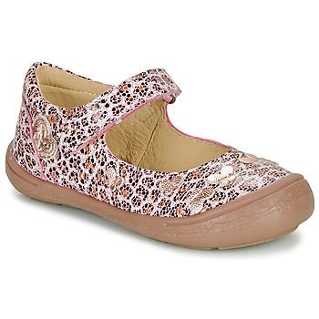 Obuća Djevojčica Balerinke i Mary Jane cipele Citrouille et Compagnie JALIPINE Smeđa