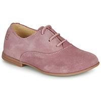 Obuća Djevojčica Derby cipele Citrouille et Compagnie MISTI Ružičasta