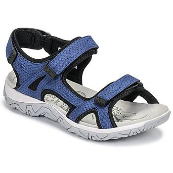 Obuća Žene  Sportske sandale Allrounder by Mephisto LARISA Blue