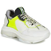 Obuća Žene  Niske tenisice Bronx BAISLEY Bijela / Žuta