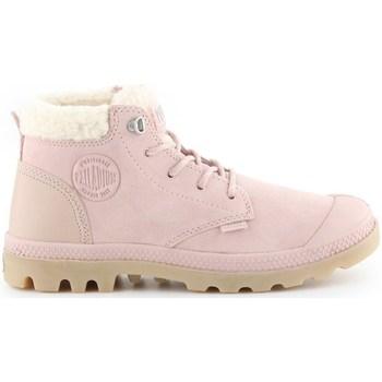 Obuća Žene  Čizme za snijeg Palladium Manufacture Pampa LO Ružičasta