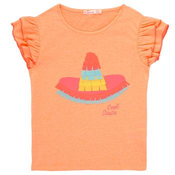 Odjeća Djevojčica Majice kratkih rukava Billieblush / Billybandit NORE Narančasta