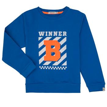 Odjeća Dječak  Sportske majice Billieblush / Billybandit NAVALI Blue