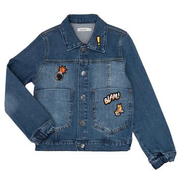 Odjeća Dječak  Traper jakne Billieblush / Billybandit NOTINIO Blue