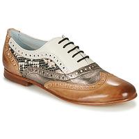 Obuća Žene  Balerinke i Mary Jane cipele Melvin & Hamilton SONIA 1 Smeđa / Bež