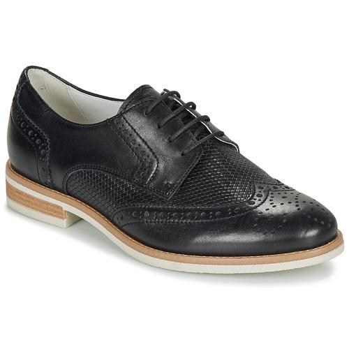 Obuća Žene  Derby cipele André BEKKI Crna