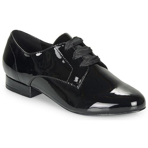 Obuća Žene  Derby cipele André ERNESTINE Crna