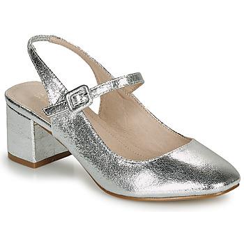 Obuća Žene  Balerinke i Mary Jane cipele André JONNA Srebrna