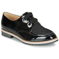 Obuća Žene  Derby cipele André MADDO Crna