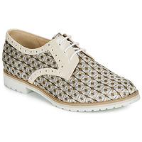 Obuća Žene  Derby cipele André DERIVEUR Bež