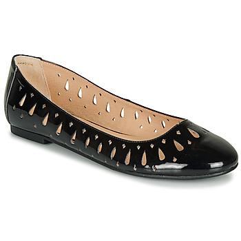 Obuća Žene  Balerinke i Mary Jane cipele André JENNY Crna / Lak