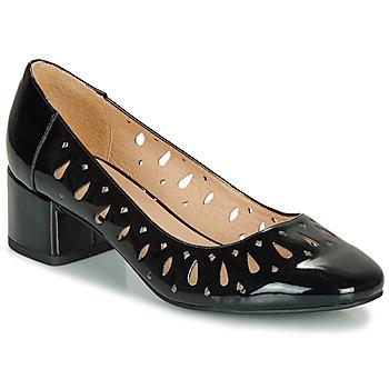 Obuća Žene  Balerinke i Mary Jane cipele André JOZEFA Crna / Lak