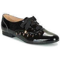 Obuća Žene  Derby cipele André JUNIA Crna / Lak
