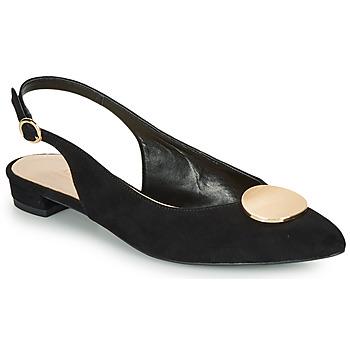 Obuća Žene  Balerinke i Mary Jane cipele André JACQUOTTE Crna
