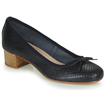 Obuća Žene  Balerinke i Mary Jane cipele André POEME Blue