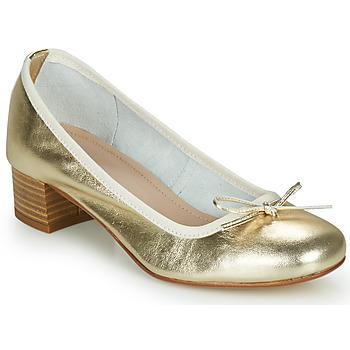 Obuća Žene  Balerinke i Mary Jane cipele André POEME Gold